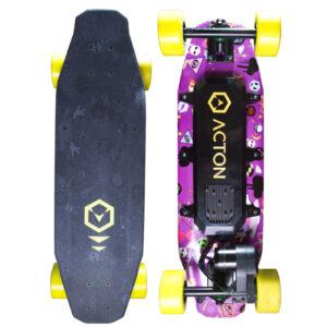 Электроскейтборд Acton Blink Board Фиолетовый