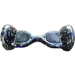 Гироскутер Smart Balance 10 дюймов Черный (с черепами)