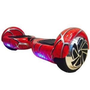 Гироскутер Smart balance 6,5 дюймов Красная Паутина