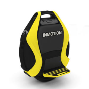 Моноколесо Inmotion 3V Pro желтый