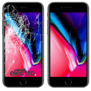 Замена стекла на iPhone 8