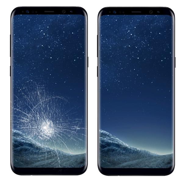 Замена стекла Samsung S8