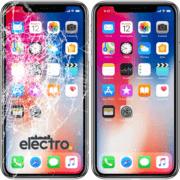 Замена стекла iPhone X 10