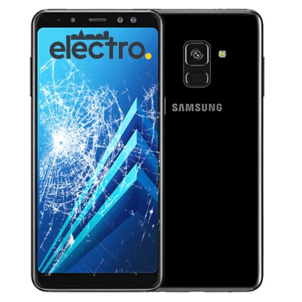 Замена стекла Samsung Galaxy A8