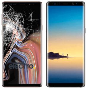 Замена стекла Samsung Galaxy Note 9